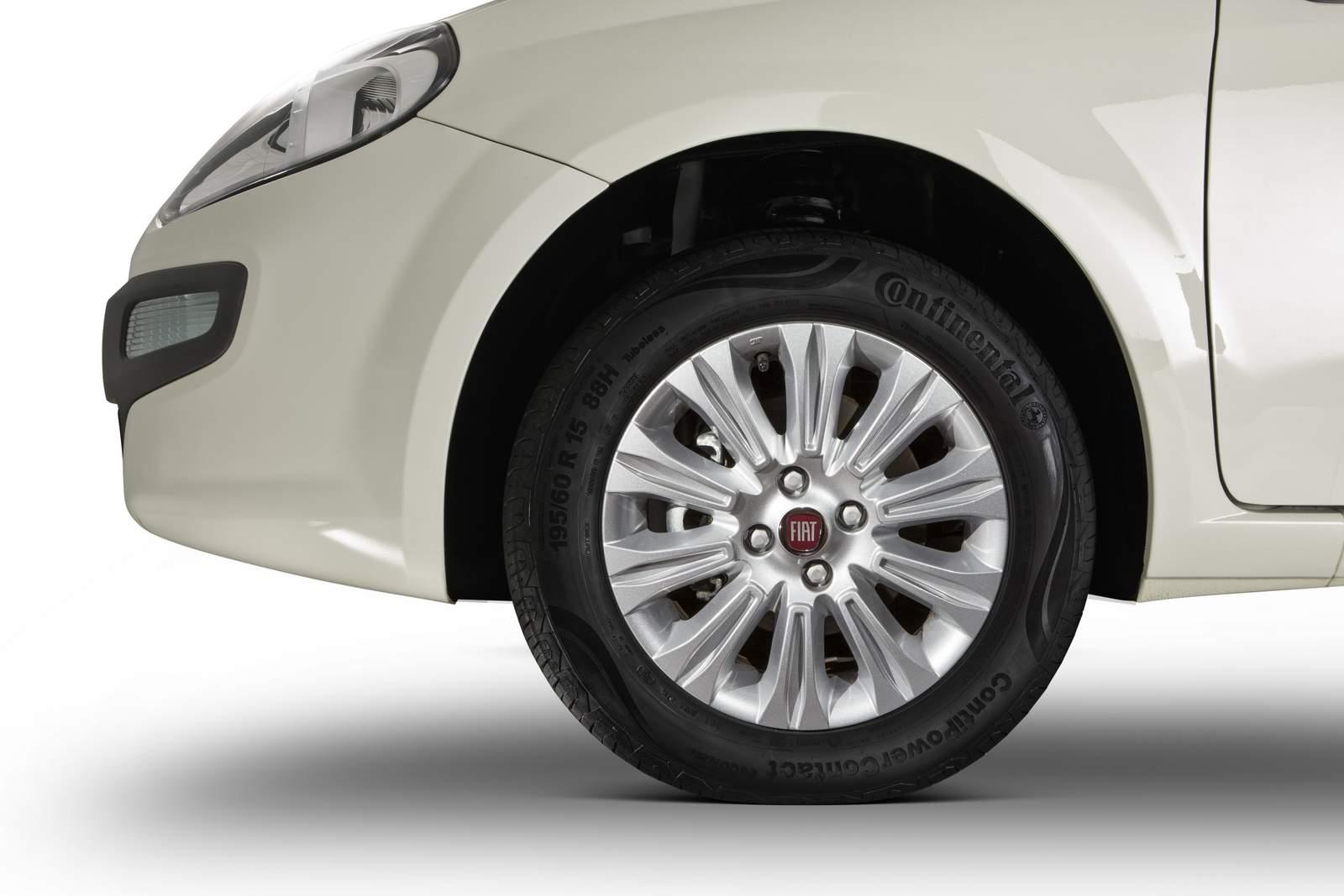 Novo Fiat Punto 2016 - rodas