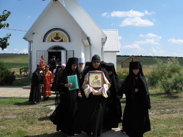 ROCA: The Saakashvili administration require that the nuns have left Ukraine Russian citizenship