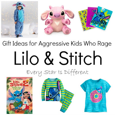 Lilo and Stitch gift ideas for kids.