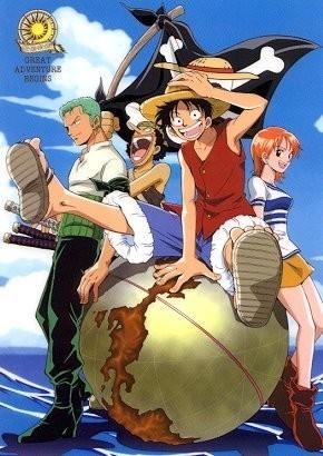 One Piece – Todos os episódios Online