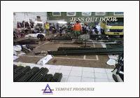 Tempat, Produksi, Pembuat, Tenda di Bandung