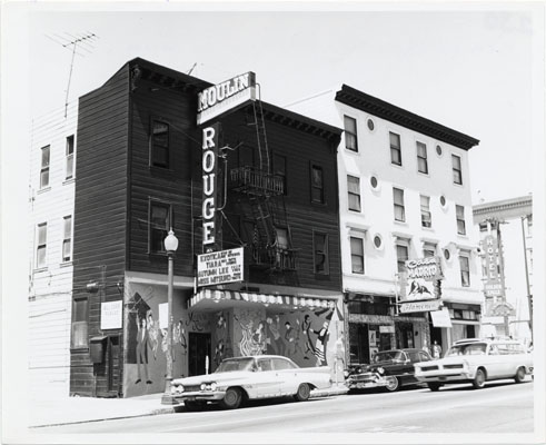 Jerry S Brokendown Palaces Stone 412 Broadway San