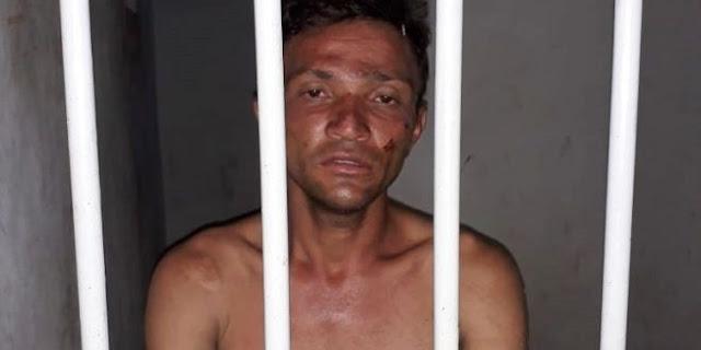 Foragido da Justiça de Patos é preso em Pombal