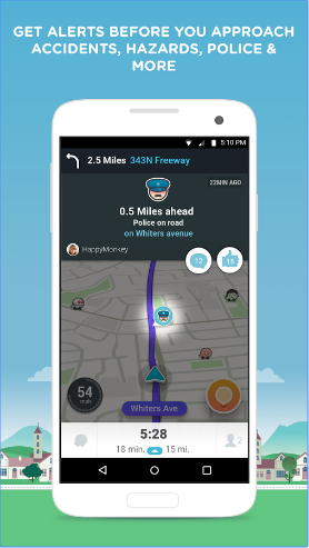 Best Free Android Apps You must have to get traffic alert on the route