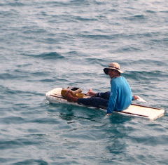 Vela vietnamita su una barca di legno a Phu Quoc Island - Vietnam