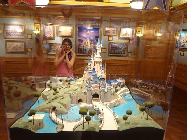 Makeitpink Art Disneyland And Downtown Disney