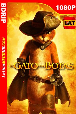 El Gato con Botas (2011) Latino HD BDRIP 1080P ()