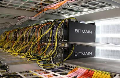 Tambang Bitcoin Terbesar di Dunia