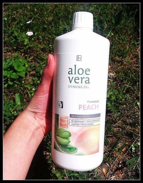 Aloe Vera, żel do picia o smaku brzoskwiniowym od LR- naturalne źródło zdrowia