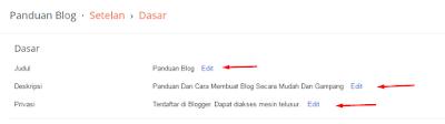 Cara Daftar Blog Di Blogspot Pertama Kali
