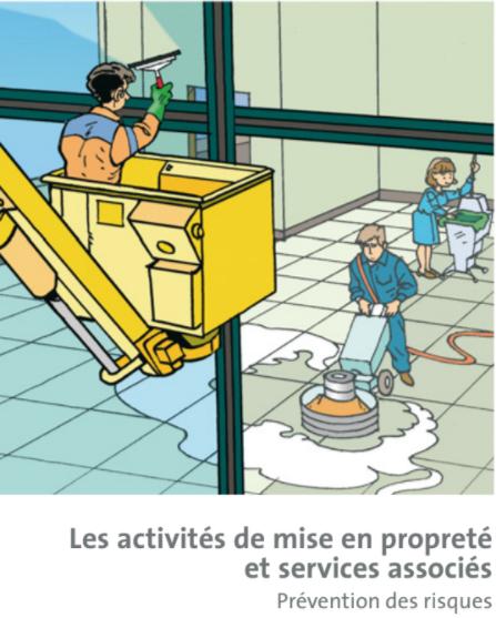Guide de Prévention des risques dans Les activités de mise en propreté et services associés
