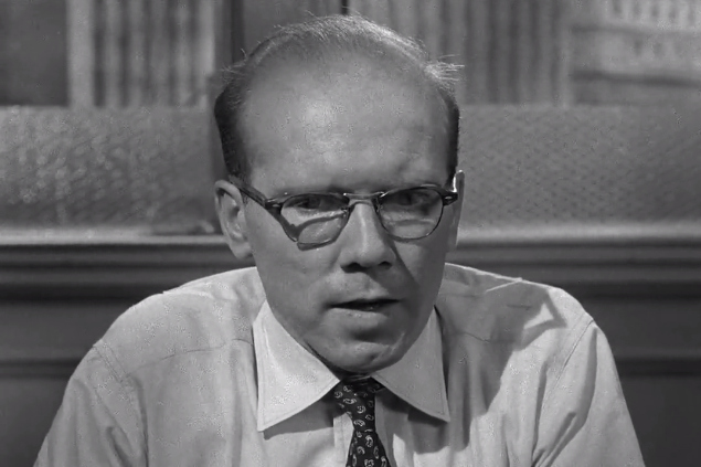 John Fiedler odd couple