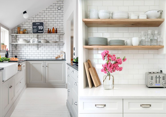 SMALL KITCHEN INSPIRATION  Apartment Number 4 // Award Winning ...