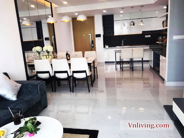 Vista Verde apartment for rent 2 bedrooms brandnew furnished