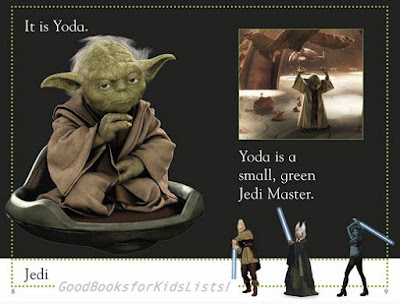 sample page #1 from CAN YOU SPOT A JEDI? (DK Readers) by Shari Last