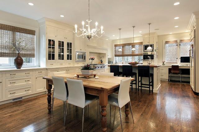кухня в классическом дизайне