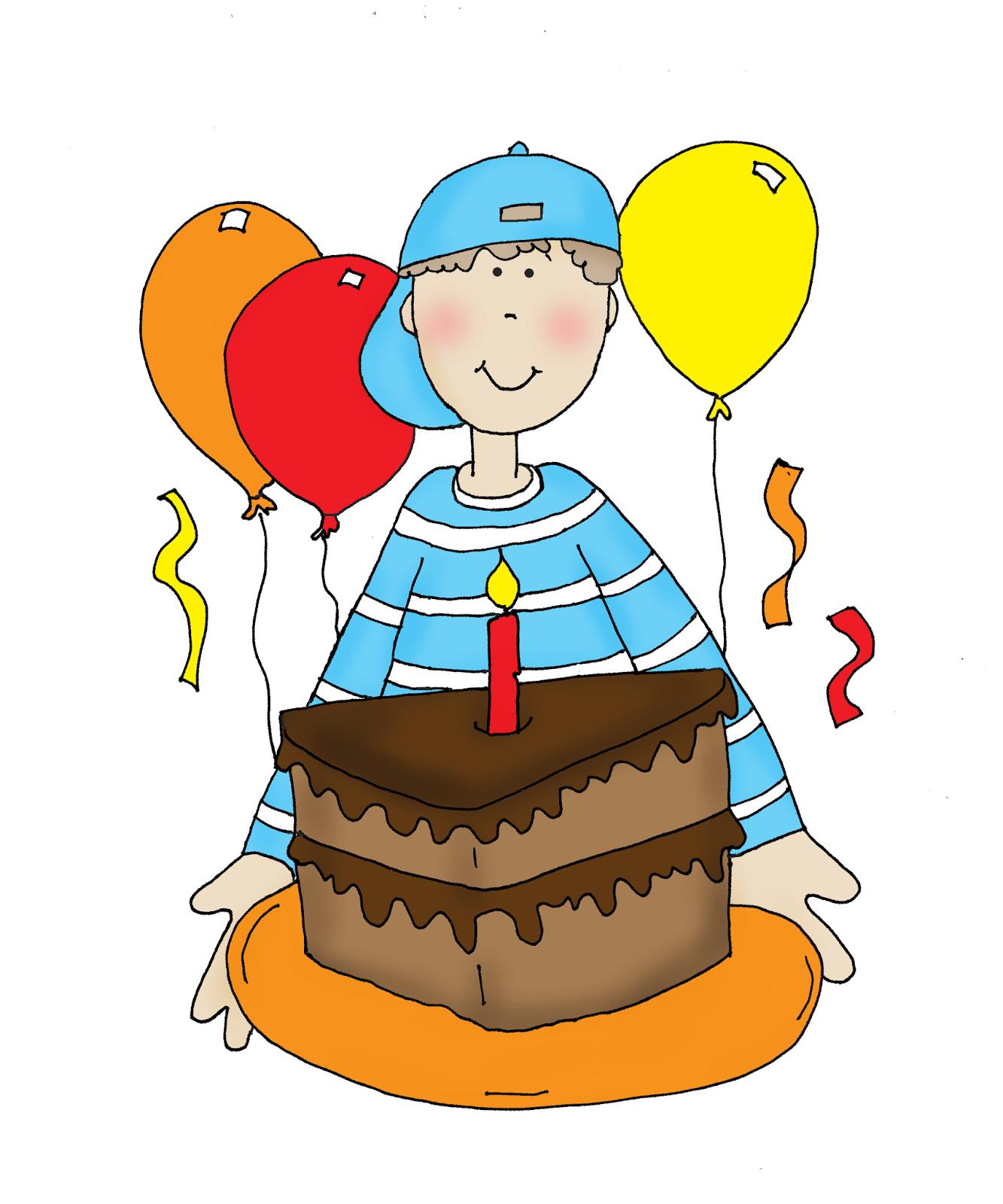 free dearie dolls digi stamps happy birthday boy