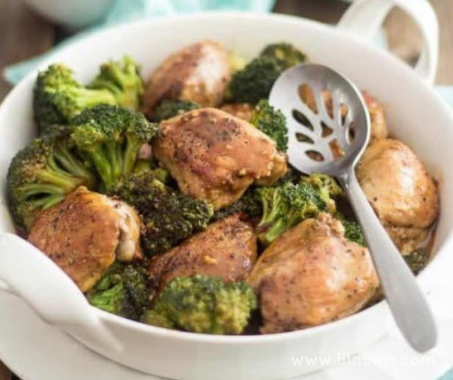Delicious Broccoli Chicken Recipe
