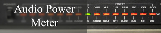 Audio Power Meter