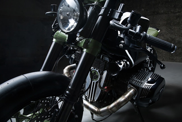 BMW R Nine T By Diamond Atelier Hell Kustom