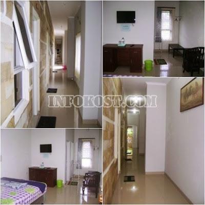 guest house babarsari ifhs1506aa