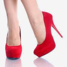 pump vermelho