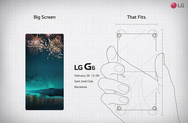 LG G6 Pastikan Kehadiran Di Ajang MWC 2017