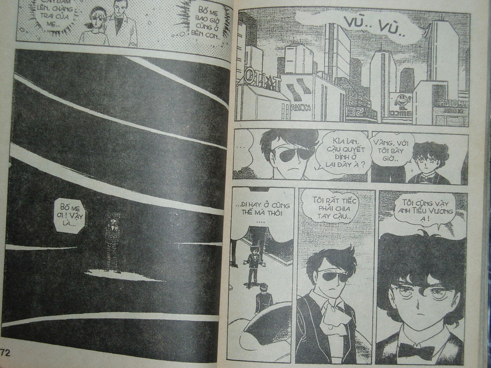 Siêu nhân Locke vol 14 trang 36