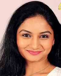 Actress Rajini Amrutha