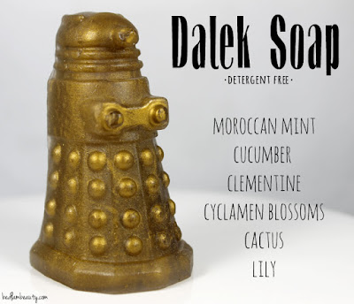 Baroness X Black Friday Special: Dalek Soap