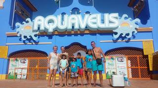 Torre del Mar, Aquavelis.