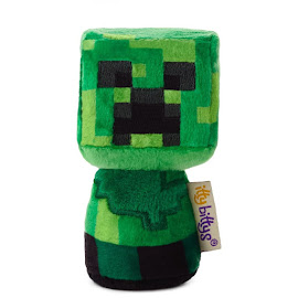 Minecraft Hallmark Creeper Plush