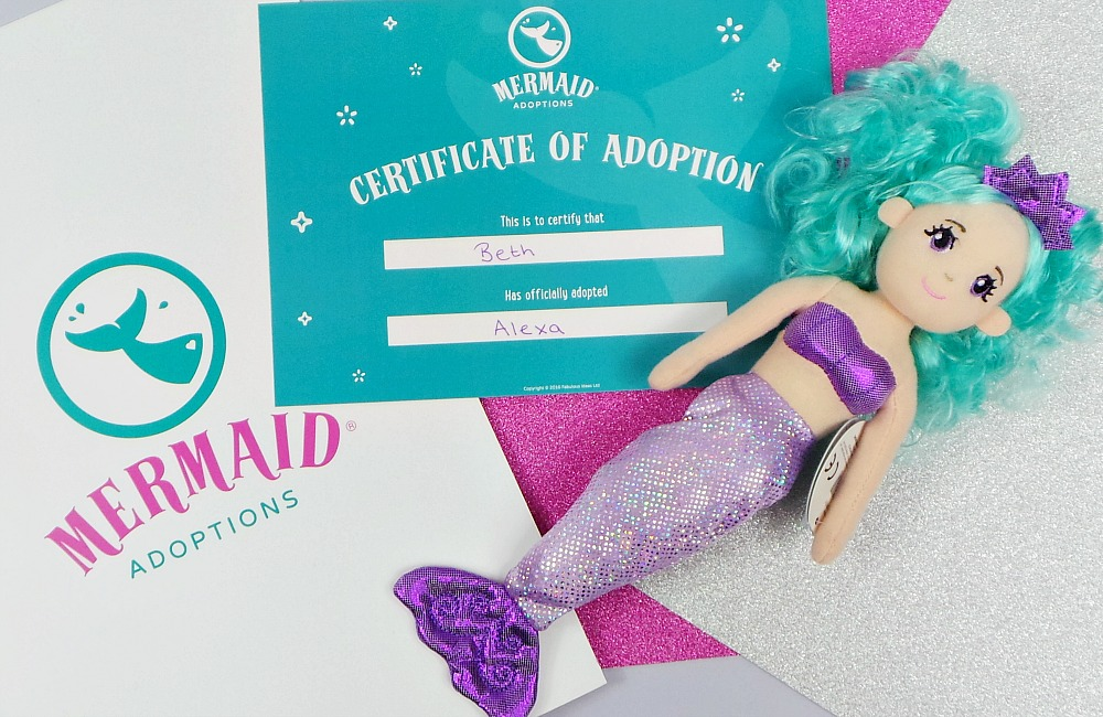 Adopt A Mermaid