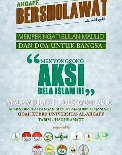 Kesepakatan Polri: Warga Luar Jakarta Boleh Ikut Aksi Bela Islam III