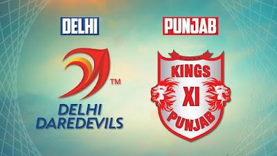 MATCH 7: Delhi Daredevils (DD) vs Kings XI Punjab (KXIP) HIGHLIGHTS IPL 2016