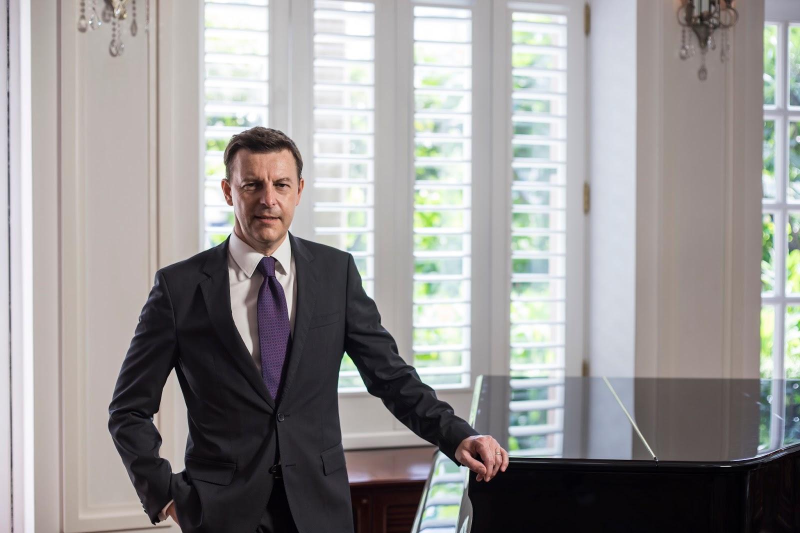 Wanderlust Tips Magazine | Frederic Boulin appointed General Manager of Park Hyatt Saigon