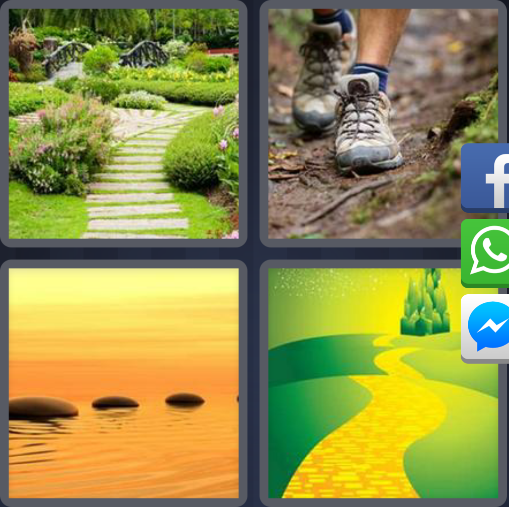 4 Pics 1 Word Level 468 Answer and Cheat