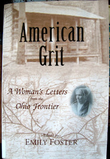 American Grit:  A Woman's Letters from the Ohio Frontier - book cover