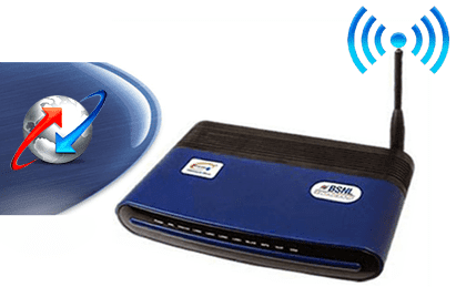 BSNL Modem Price and WiFi Installation Charges