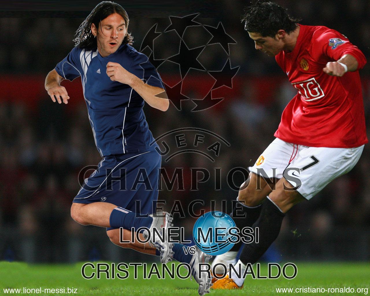 Cristian Ronaldo VS Lionel Messi Kampoeng Sharing