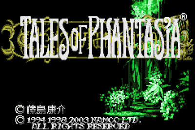 【GBA】時空幻境中文版(Tales of Phantasia)+攻略+金手指!