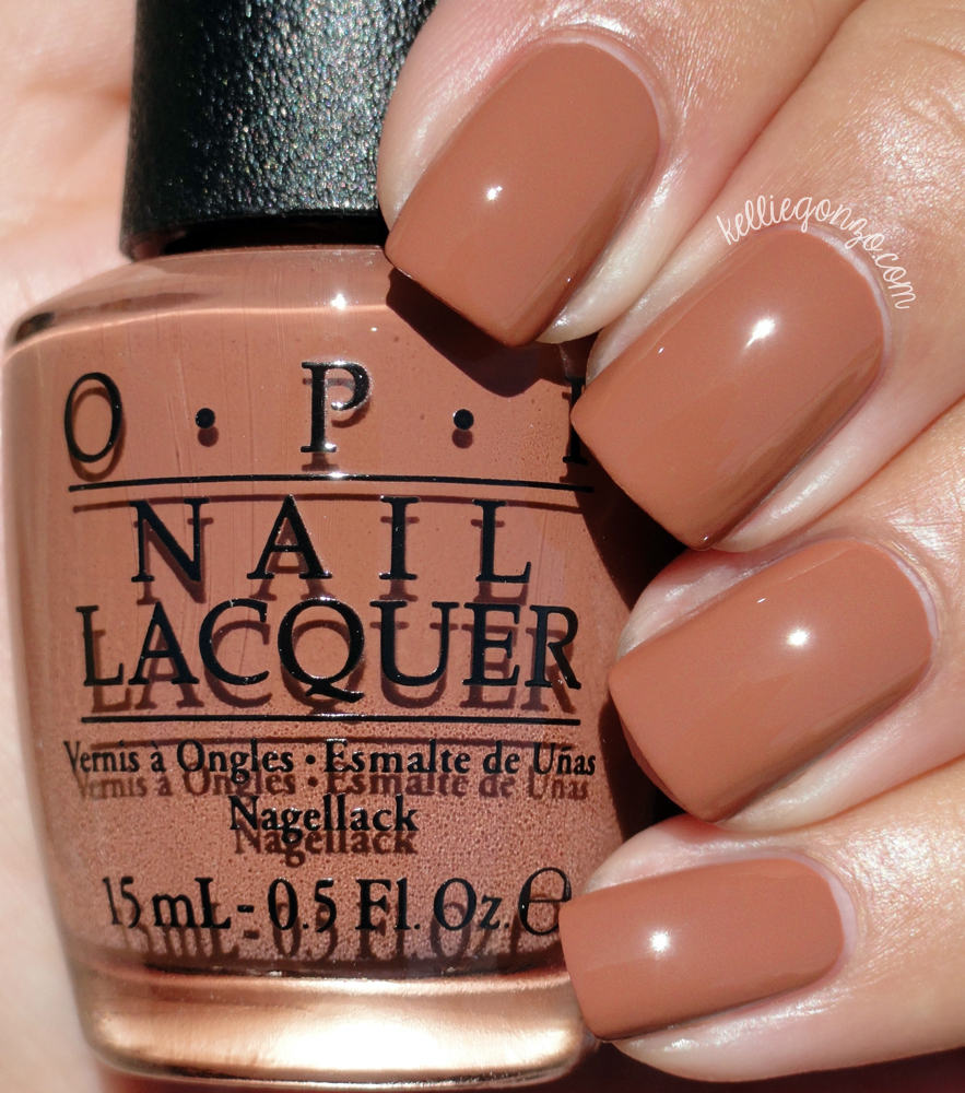 OPI Inside The ISABELLEtway
