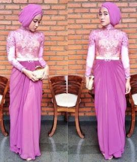 Desain Baju Muslim Terbaru Dan Elegan Untuk Semua Acara Gaya Trendy