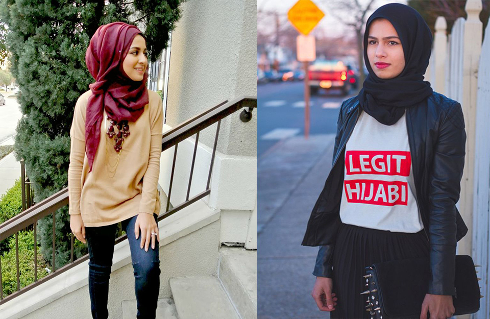224bc946f 18 طرق لطيف لربط الحجاب مع ملابس مختلفة | مليكتى.كوم - بوابة المرأة ...