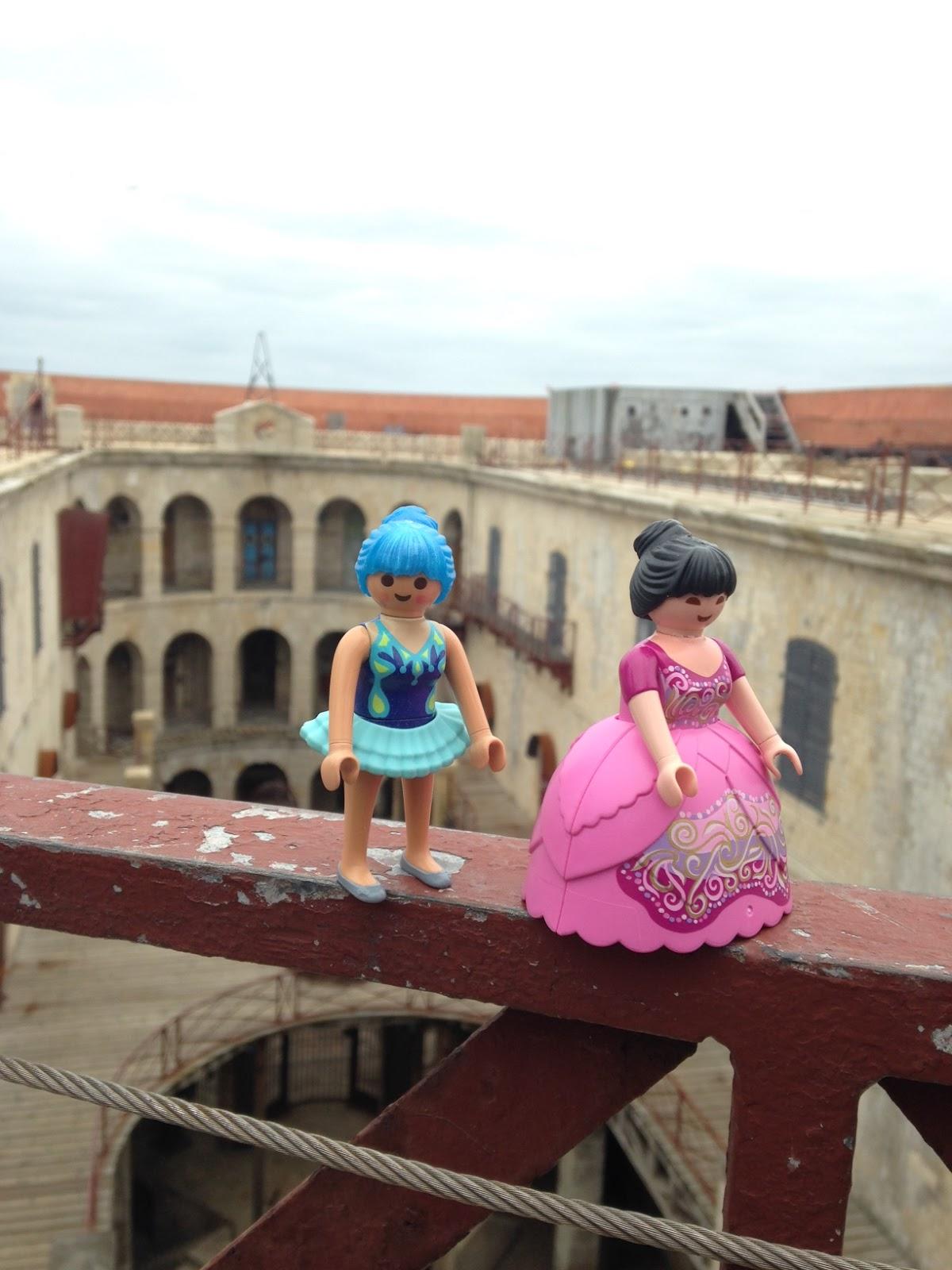 La visite exceptionnelle du mythique Fort Boyard - Dans la peau d ...