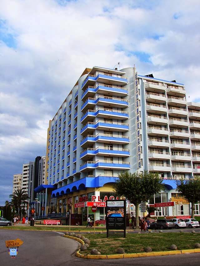 Apartamentos Xon's Platja
