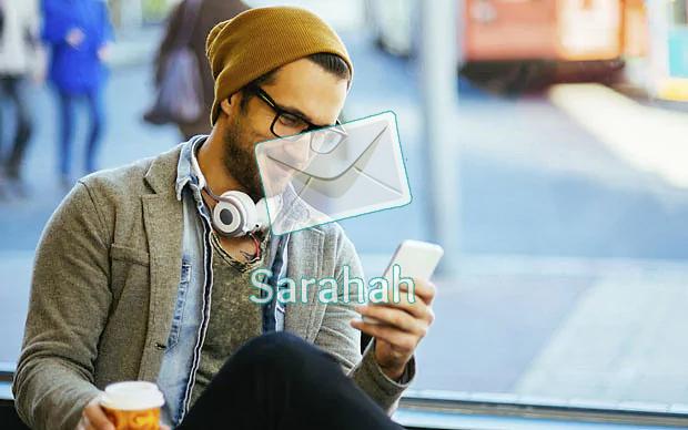 Apa Itu Sarahah. Bagaimana Cara Daftar Sarahah, Bagaimana Cara Main Aplikasi Sarahah