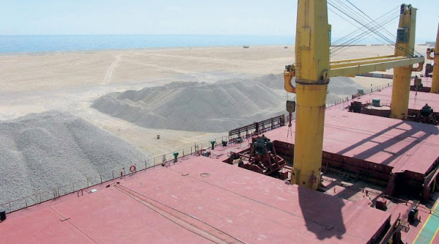 Duqm Port ready to develop dedicated coal terminal