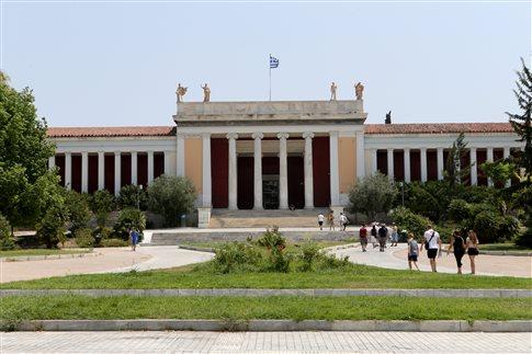 Αίθρια μουσείων- «οάσεις» δροσιάς στην Αθήνα του Αυγούστου