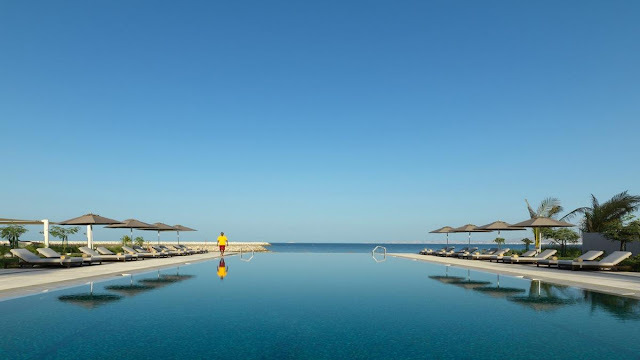 Kempinski Hotel Muscat learn to swim BritSwim Oman